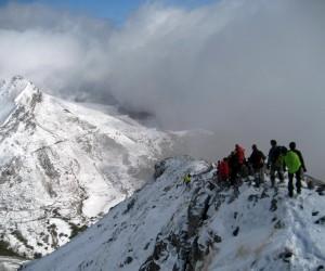 Foto web actividad montana